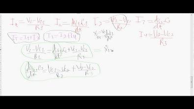 Modelagem de circuito RLC 0 passo a passo e ensinando as manhas (sistemas de controle)