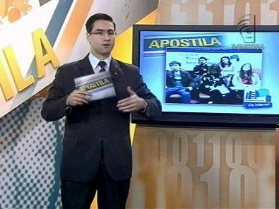 Apostila -  Condição jurídica do estrangeiro no Brasil (17/07/11)