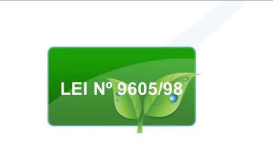 Lei 9605/98 - Crimes Ambientais