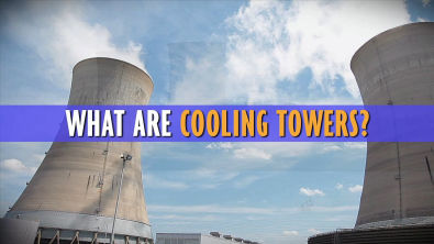 What Are Cooling Towers? - Torres de Resfriamento.
