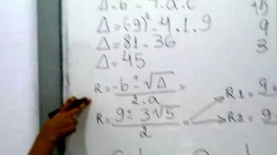 Equação Diferencial Homogênia - Solução Geral