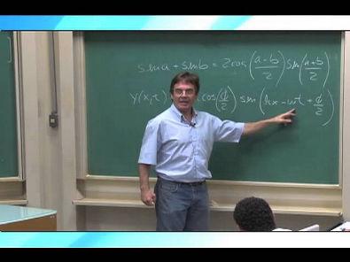 Cursos Unicamp - Física Geral II - Ondas II - Parte 1