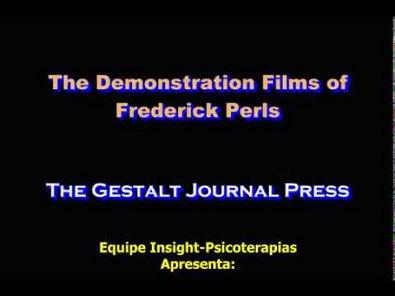 Demonstração de Atendimento de Fritz Perls 1 (legendado pt-br)