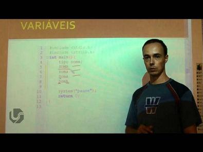 Aula 02 - Declaração de Variáveis - Programação Descomplicada