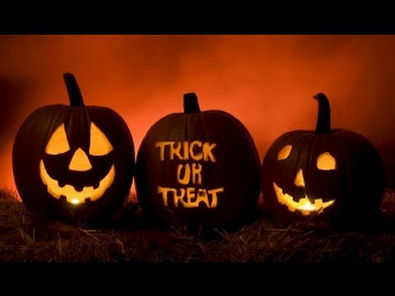 História do Halloween - (History Channel)