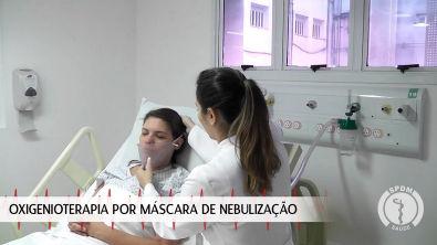 Oxigenioterapia por Máscara de Nebulização