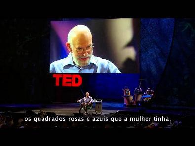 Oliver Sacks - O que as alucinações revelam sobre nossas mentes TED Legendado PT-BR
