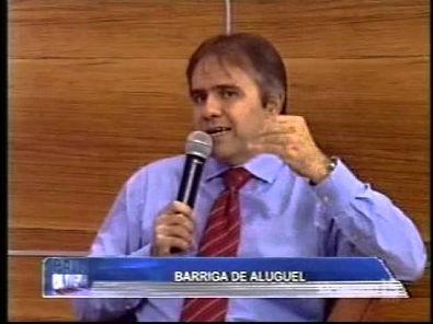 Barriga de Aluguel é tema de entrevista do Dr. Fábio Eugênio na TV Diário