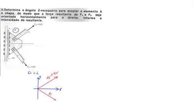 AULA 14 - força resultante - estática - diagrama de corpo livre
