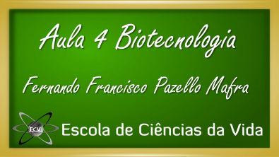 Biotecnologia: Aula 4 - Eletroforese - princípios fundamentais