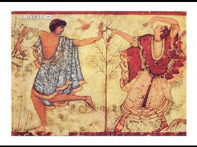 História da arte II - Pgm 2 - Escultura e pintura etruscas: vitalismo e arte tumular - Parte 2
