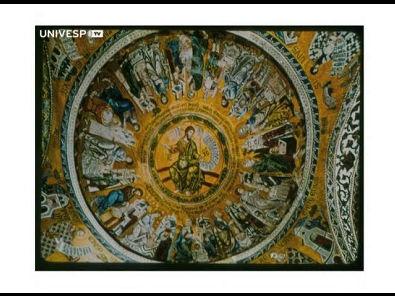 História da arte II - Pgm 21 - Arte bizantina: espiritualidade e esplendor celestial - parte 6