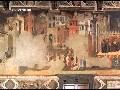 História da arte II - Pgm 30 - Siena no século XIV: arte republicana e religião - parte 3