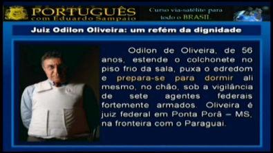 Análise textual - Prof. Eduardo Sampaio