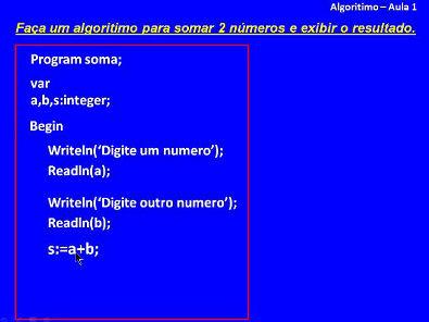 Algoritmo - Método fácil de aprender