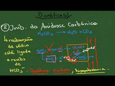 Diuréticos - Resumo - Farmacologia