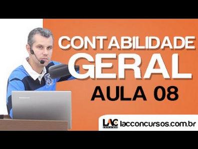 Aula 08 - Princípios Contábeis - Contabilidade Introdutória -  Claudio Cardoso