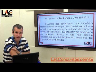 Aula 03 - Contabilidade Geral - Regimes de Contabilização Apuração de Resultados - Claudio Cardoso