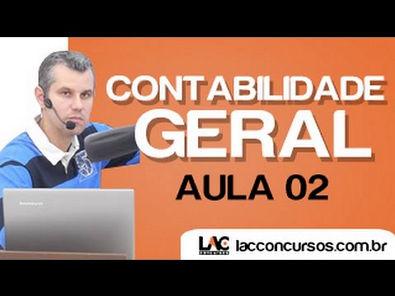 Aula 02 - Equação e Estados Patrimoniais - Contabilidade Geral - Claudio Cardoso