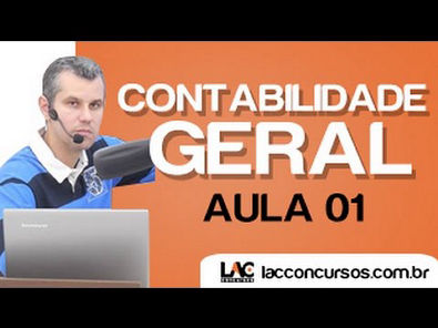 Aula 01 - Contabilidade Geral - Conceitos Básicos - Claudio Cardoso