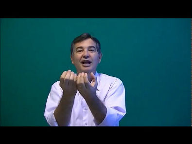Curso de Libras Iniciantes - Alfabeto Manual e Números  - Aula 1 - Prof. Luiz Albérico Falcão