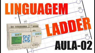 Linguagem Ladder Programação Com Clic-02 Weg - Video Aula 02