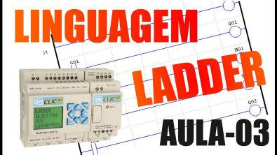 Linguagem Ladder Programação Com Clic-02 Weg - Video Aula 03