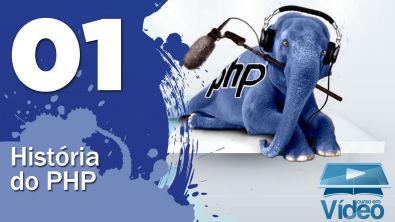 História do PHP - Curso PHP Iniciante #01 - Gustavo Guanabara