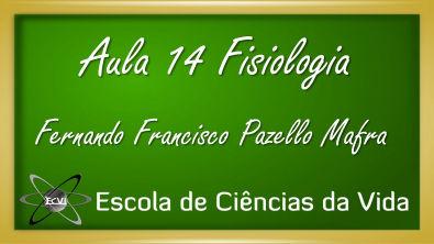 Fisiologia: Aula 14 - Sistema Circulatório - introdução