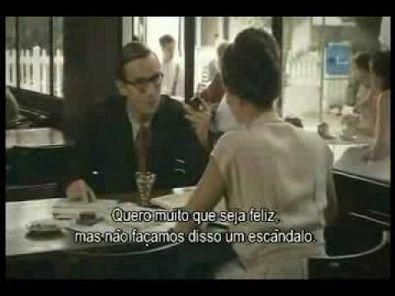 Os amantes do Café Flore - Beauvoir e Sartre