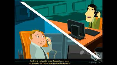 ISD Brasil - CMMI-SVC imaturidade na gestão de serviços