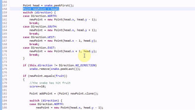Making Snake in Java: Part 11 - Fixing a Self-Collision Bug