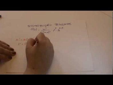 Estatística - Aula 13: Probabilidade Binomial