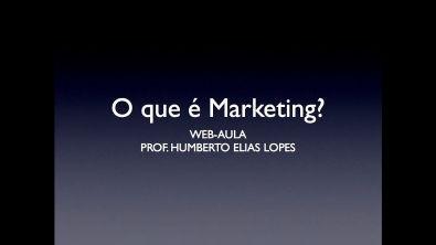 Web-aula 1 - O que é marketing? - Administração Estratégica e Logística PUC Minas Virtual