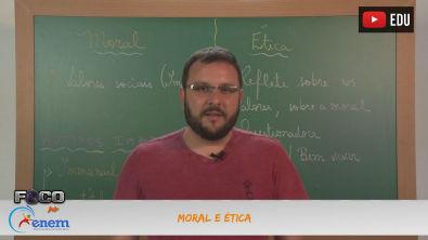 Filosofia - Aula 10 - Moral e Ética