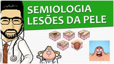 #MR Semiologia - Lesões elementares da pele