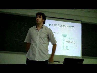 Tipos de Conhecimento - Tácito e Explícito