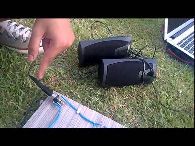 Radio de Galena - UTFPR física 3