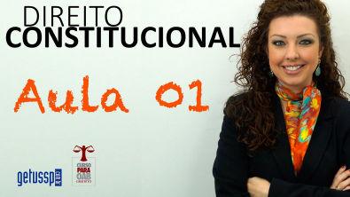 Aula 01 - Direito Constitucional - Poder Constituinte