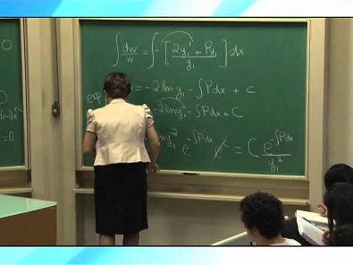 Cursos Unicamp - Cálculo III - Equações de Euler, Redução de Ordem - Parte 2