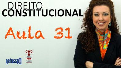 MISSÃO PASSAR NA OAB Aula 31 - Direito Constitucional - Direitos Políticos na Constituição Federal - Parte 2