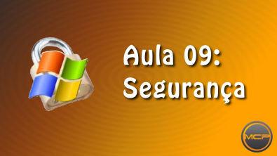 Curso Informática Básica - Aula 9 - Segurança (HD)