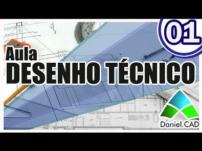 Aula 01 | Desenho Técnico - História, Geometria Descritiva e Figuras geométricas