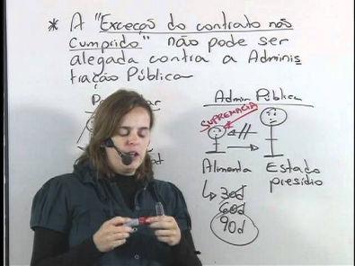 AULA 055 - Contratos Administrativos parte 2