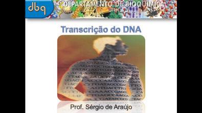 Curso de Bioquímica: Transcrição