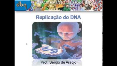 Curso de Bioquímica: Replicação do DNA