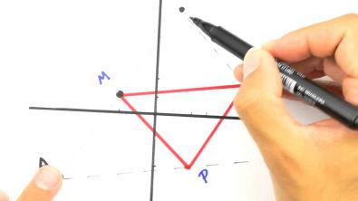 Me Salva! GA07 - Geometria Analítica: Exercícios Resolvidos 1