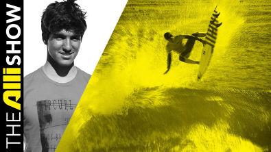 Gabriel Medina to be the First Brazilian ASP World Tour Champion, Alli Sports The  Alli Show Surf