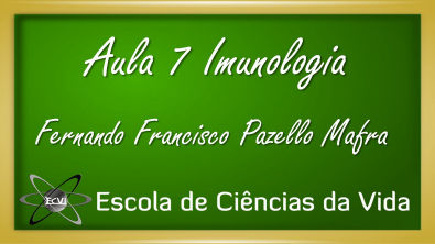Imunologia: Aula 7 - Complexo Principal de Histocompatibilidade
