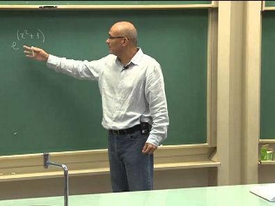 Cursos Unicamp: Cálculo 1 / aula 19 - Diferenciação Implícita / Derivadas Superiores - parte 2